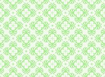 Repeating wallpaper Royalty Free Stock Photography