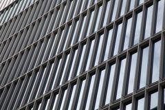 Repeating Window Frames Royalty Free Stock Image