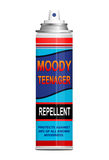 Repellent adolescente do moodiness. Foto de Stock