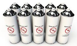 Repellent Stock Photo
