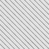Repetição cinzenta e branca Backgroun do teste padrão dos sinais e das listras de dólar Fotografia de Stock Royalty Free