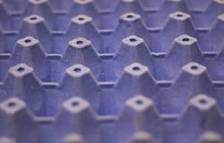 Repetición azul fotografía de archivo libre de regalías