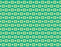 Repetición del modelo cuadrado Foto de archivo libre de regalías