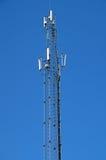 Repetidor de la antena Foto de archivo