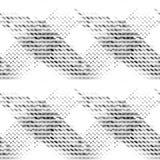 Repetindo o teste padrão geométrico Imagem de Stock Royalty Free