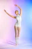 Repetitie van de ballerina stock afbeeldingen
