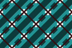 Repetitive geometric pattern with intersecting lines, stripes, cell, squares, rectangles. Vector illustration. Repetitive geometric pattern with intersecting stock illustration