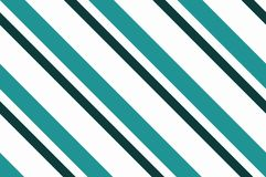 Repetitive geometric pattern with sloping lines, stripes. Design for printing on fabric, paper, wrapper. Vector illustration. In blue, green, turquoise shades stock illustration