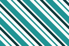Repetitive geometric pattern with sloping lines, stripes. Design for printing on fabric, paper, wrapper. Vector illustration. In blue, green, turquoise shades vector illustration
