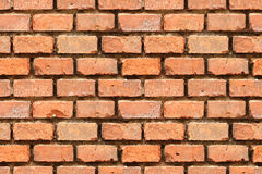 Repita sem emenda a parede de tijolo velha (repetível ambos Imagem de Stock Royalty Free