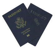 Replacement Passport Royalty Free Stock Image