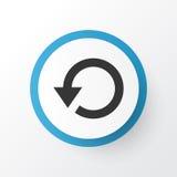 Replay Icon Symbol. Premium Quality Isolated Refresh Element In Trendy Style. Premium Quality Isolated Refresh Element In Trendy Style.  Replay Icon Symbol Stock Photos
