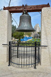 Replica of the American Liberty Bell Royalty Free Stock Photo