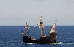 Old ship Stock Photography