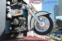 Replica di Harley Davidson Fotografia Stock Libera da Diritti