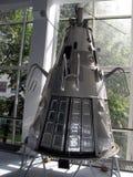 Replica Of A Satellite Sputnik 3 Stock Photos