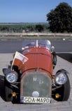 Replica of old car Stock Photo