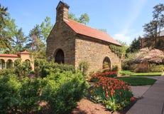 Replica of Portiuncula Chapel Washington DC Royalty Free Stock Images