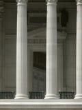 Replica romana del tempiale Fotografia Stock