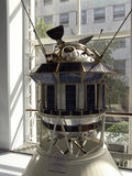 Replica of  a space probe Luna 3 Stock Images