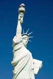Replica of the Statue of Liberty in New York-New York on the Las Stock Images