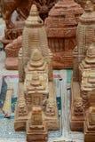 Replica of Sun temple Konark. Orissa Royalty Free Stock Image