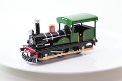 Replica Train Royalty Free Stock Images