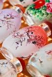 Repliche delle bottiglie del tabacco da fiuto sul mercato di Panjiayuan, Pechino, Cina Fotografie Stock Libere da Diritti