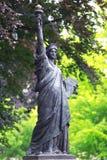 Replik der Statue lizenzfreie stockbilder