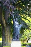Replik der Statue stockfotografie