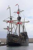Replik Santa Marias von Columbus lizenzfreie stockfotografie
