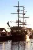 Replika stary statek Fotografia Royalty Free