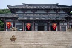 Repliki Wu królestwa pałac zdjęcie royalty free