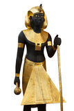 Reply of a Guardian Statue of Tutankhamun's tomb Royalty Free Stock Photo