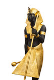 Reply of a Guardian Statue of Tutankhamun's tomb Royalty Free Stock Photography