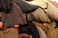 Repo διχτυών ψαρέματος Στοκ Φωτογραφίες