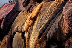 Repo διχτυών ψαρέματος Στοκ εικόνες με δικαίωμα ελεύθερης χρήσης