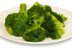 Repolho dos bróculos Fotografia de Stock