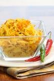 Repolho - série indiana do alimento imagem de stock royalty free