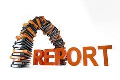 Report Royalty Free Stock Photos
