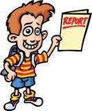 Report Card Royalty Free Stock Photos