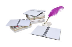 Report Writing Stock Photography