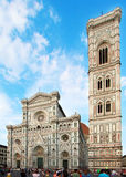 Reportage: TOURISM IN FLORENCE Royalty Free Stock Images