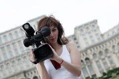 Reporter Stock Photos