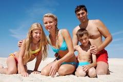 Repos de famille photos libres de droits
