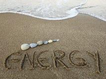 Repos en vacances, la paix et énergique image stock