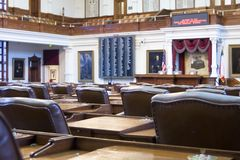 Repräsentantenhaus Lizenzfreies Stockbild