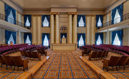 Repräsentantenhaus Kammer Stockfotografie