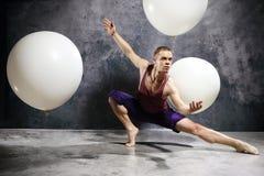 Représentation de danse Photos stock