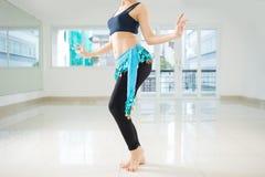 Représentation de danse de ventre Images libres de droits